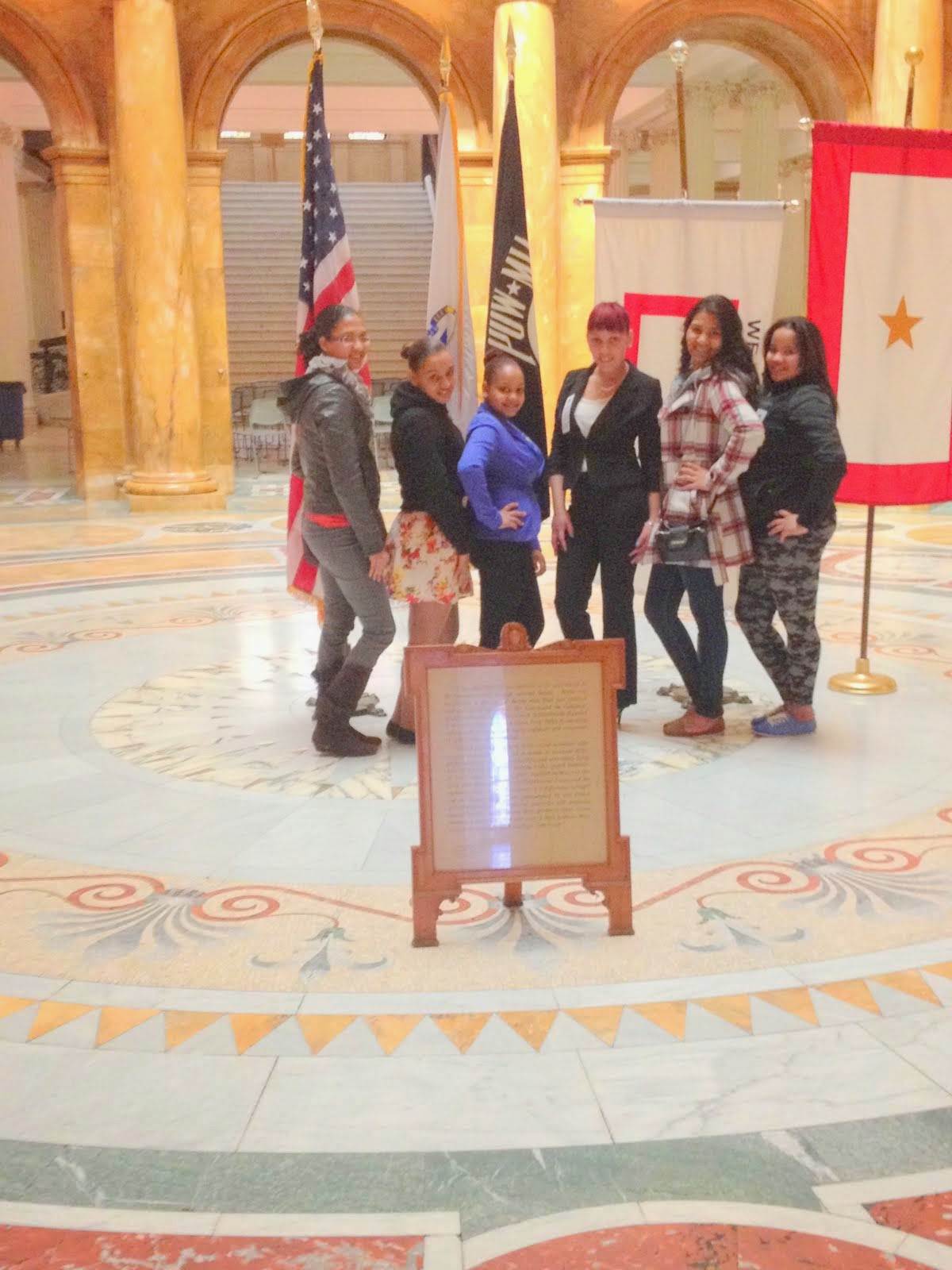 KeySteps Youth Rally For Teen Parents At Statehouse
